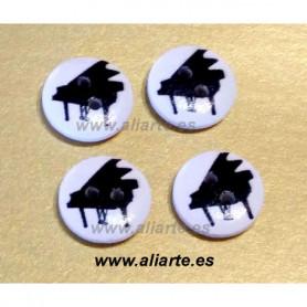 Piano botones