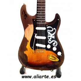 Miniatura de Guitarra de Stevie Ray