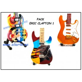 Pack Eric Clapton 1