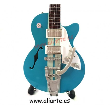 Miniatura de guitarra de Eddie Vedder de Pearl Jam