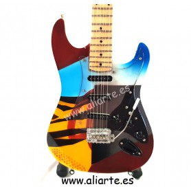 Miniatura de Guitarra de Eric Clapton 3