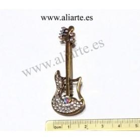 Guitarra Broche circonitas