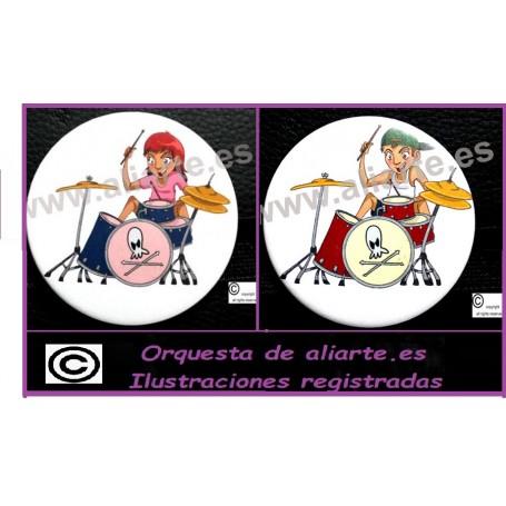 Batería Chapa,Orquesta Aliarte
