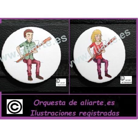 Fagot Chapa Orquesta Aliarte