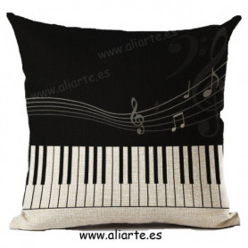 Cojín Piano