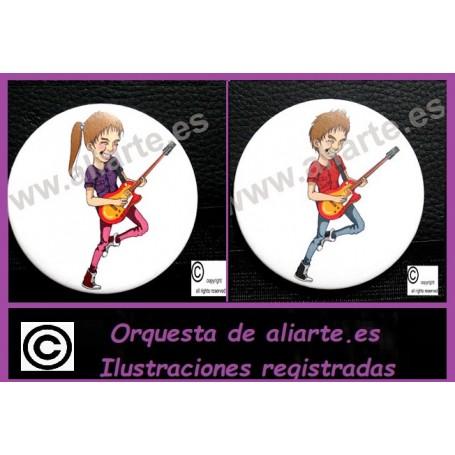Guitarra Eléctrica Chapa