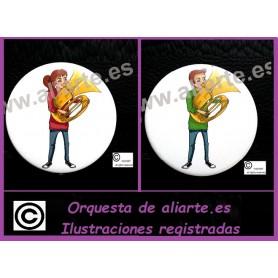 Tuba Chapa Orquesta Aliarte