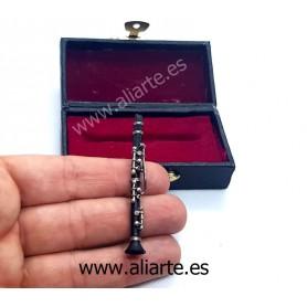 Pin Clarinete