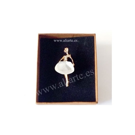 Bailarina Broche 2