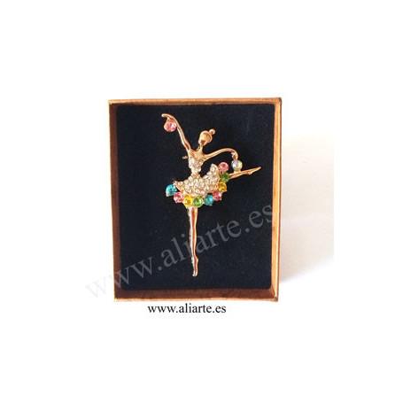 Bailarina Broche 1