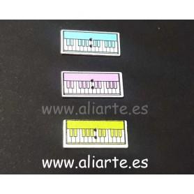 Botones de Piano 3