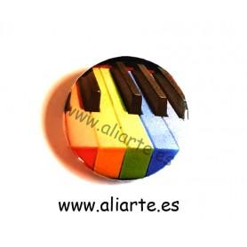 Chapa Piano colores