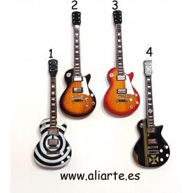 Imán  Guitarra Gibson Les Paul
