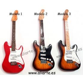 Imán  Guitarra Stratocaster