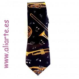 Corbata Viento