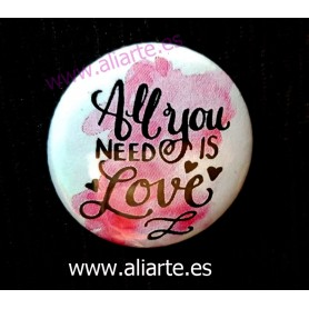 "Chapa ""All you need is love"""