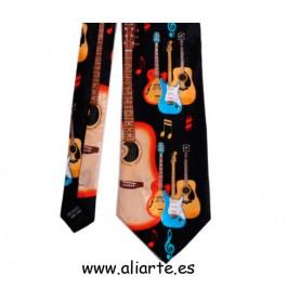 Corbata Guitarras