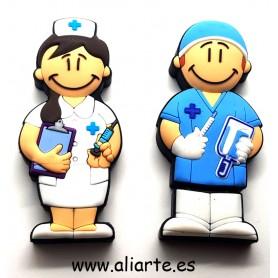 Enfermera ó Enfermero USB Memoria Pendrive 16 Gb