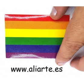 Pegatina Colores Orgullo