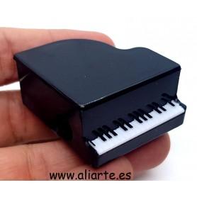 Sacapuntas en forma de piano
