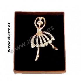 Broche bailarina 4
