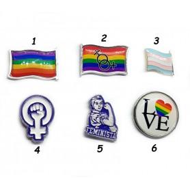 Pins de Orgullo