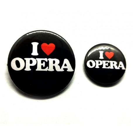 Chapa I love Opera