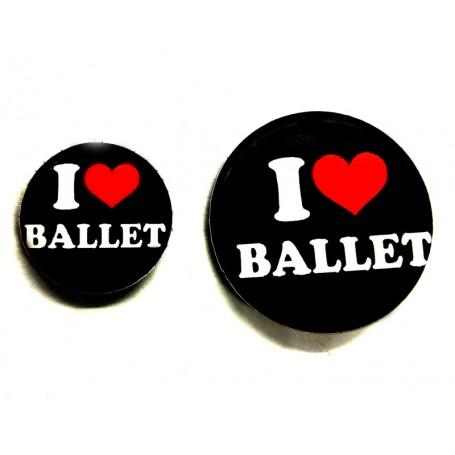 Chapa I Love Ballet