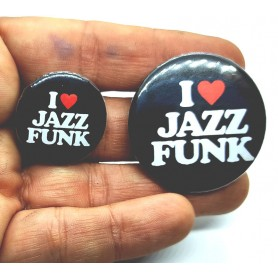 Chapa I love Jazz Funk