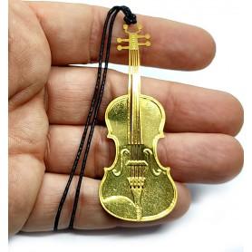 Marca partituras-páginas violín
