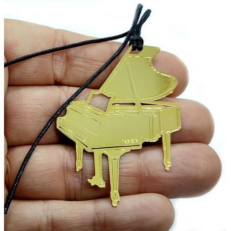 Marca partituras-páginas piano