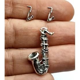 Conjunto Saxofón de plata 2