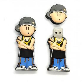 Pen USB en forma de Rapero