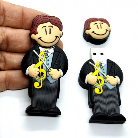 Pen USB Director de orquesta