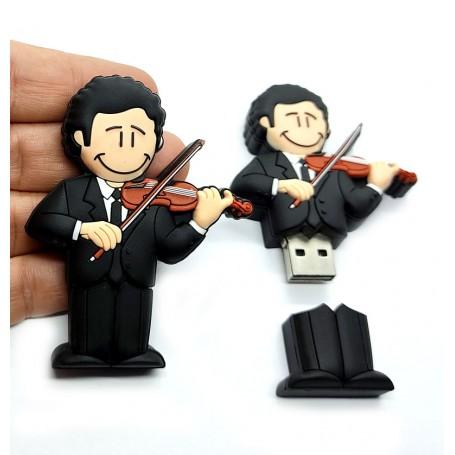 Pen USB en forma de Violinista