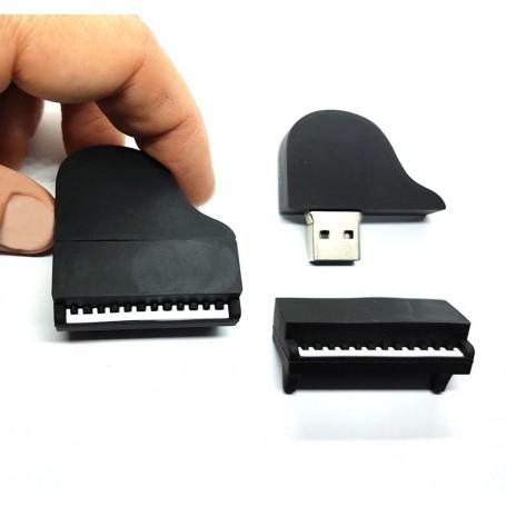 Pen USB en forma de piano