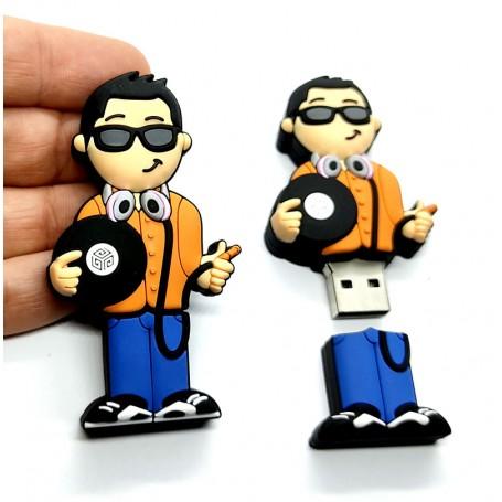 Pen USB  DJ