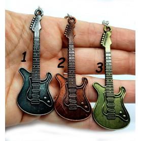 Llavero Guitarra Eléctrica 4