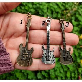 Llavero Guitarra Eléctrica 5