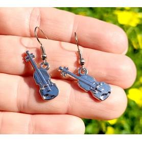 Pendientes violín 4