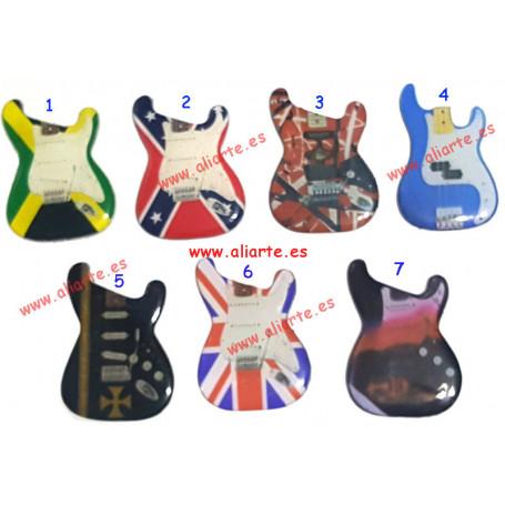 Imanes Guitarra
