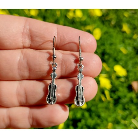 Pendientes violín 3