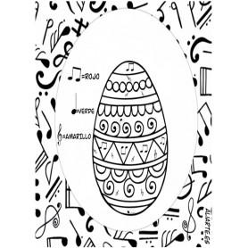 Huevo de Pascua nivel 1