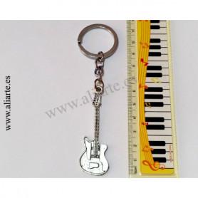 Llavero Guitarra Eléctrica 1