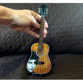 Miniatura de Guitarra de Bob Dylan 2