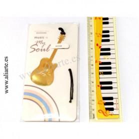 Marca partituras páginas guitarra