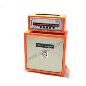 Miniatura amplificador Naranja