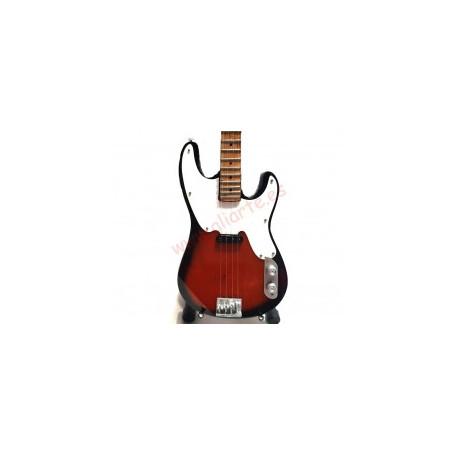 Miniatura de bajo Fender
