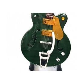 Miniatura de guitarra de Bono