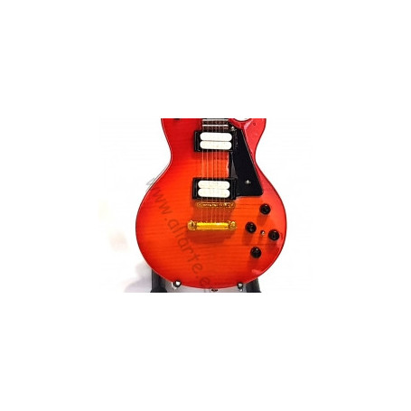 Miniatura de guitarra de  Frank Zappa